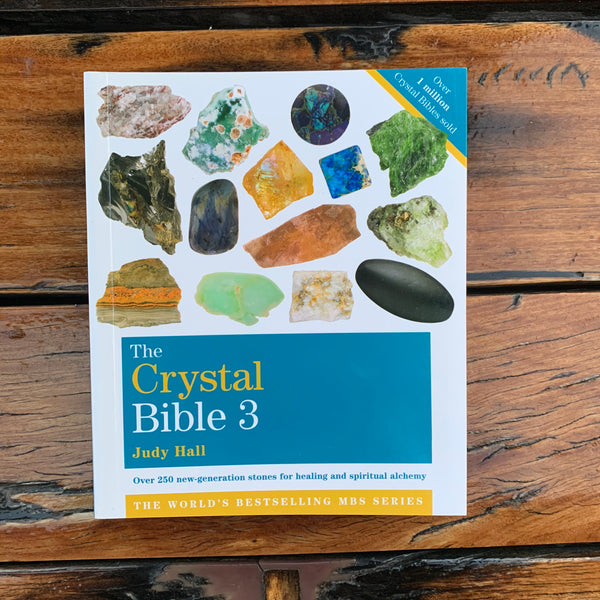 The Crystal Bible 3 Judy Hall