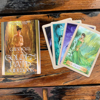 Wisdom Of The Golden Path Oracle Cards