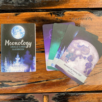 Moonology Oracle Cards Yasmin Boland