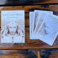 White Light Oracle Cards Alana Fairchild
