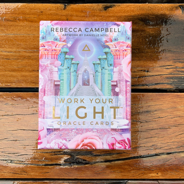 Work Your Light Oracle Cards Rebecca Campbell