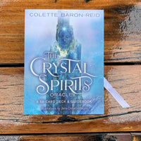 The Crystal Spirits Oracle Colette Baron-Reid