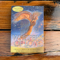 Whispers of Love Oracle Cards