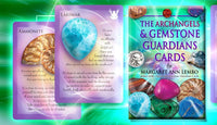 The Angels & Gemstone Guardians Cards M A Lembo