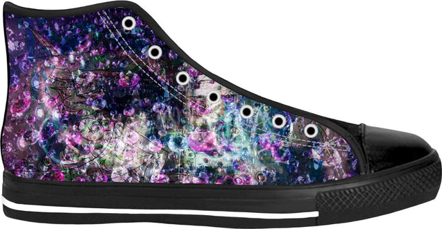 02375 Black High Tops
