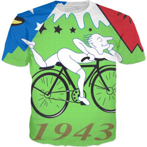 1943 Hofmann (CLICK THE SHIRT ICON TO SEE MORE PRODUCTS)