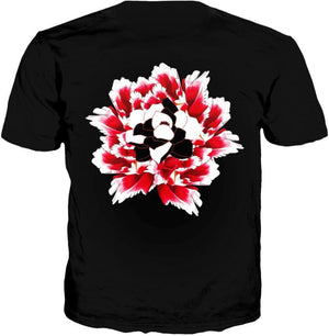 Hana T-shirt (Flower On Back)