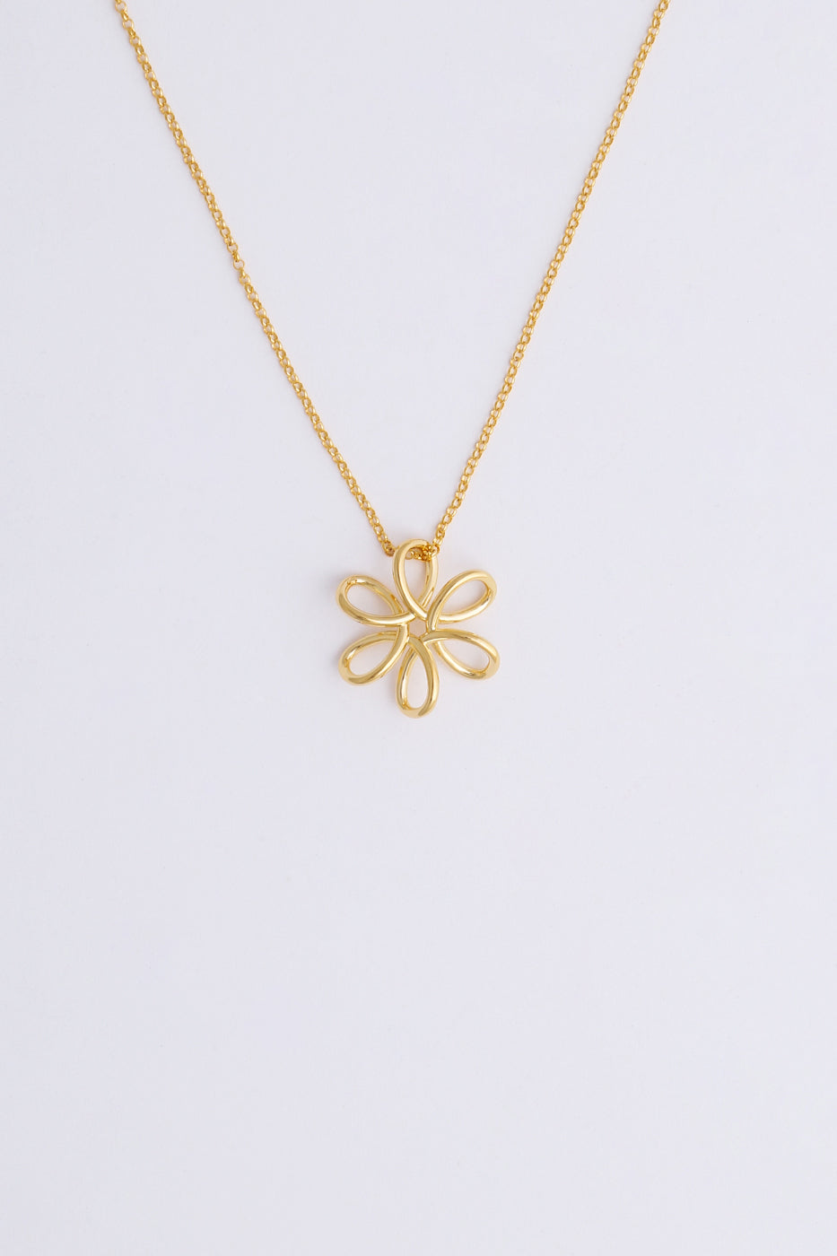Areli Gold Necklace