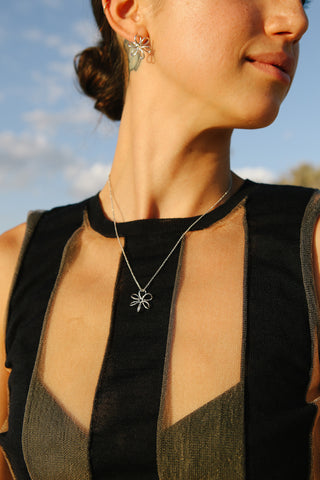 Areli Silver Necklace