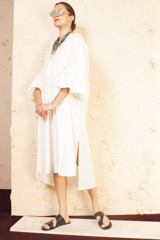 Coqui White Dress