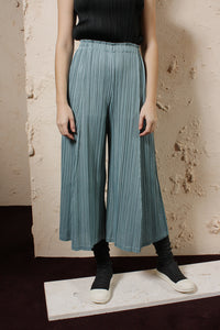 Cropped Wide Trouser