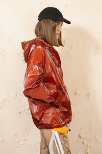 Jirki Short Rain Jacket