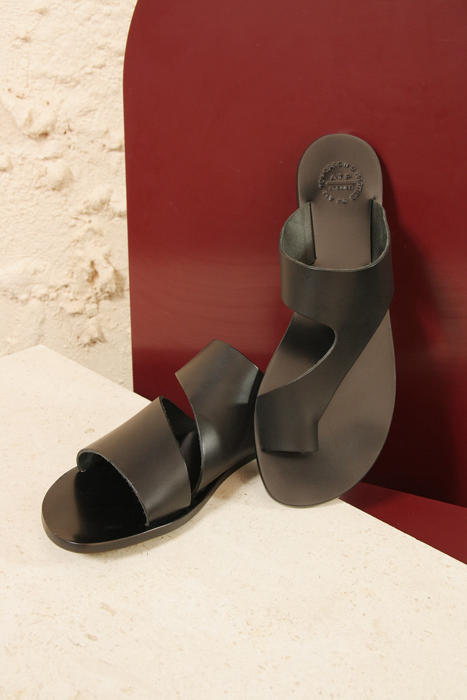 Lis Roma Leather Sandal