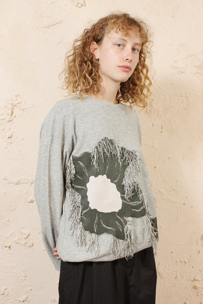 Kassan Flower Sweater