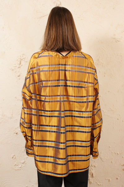 Taia Check Shirt