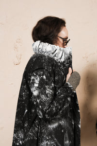 Painted Reversible Coat