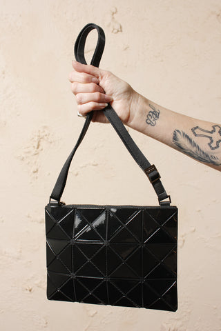 Small Lucent Crossbody Black
