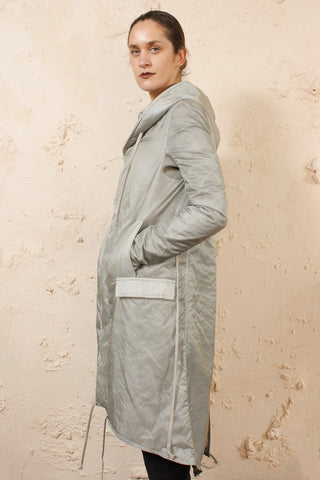 Long Padded Parka