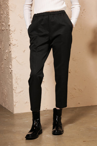 Perun Black Trouser