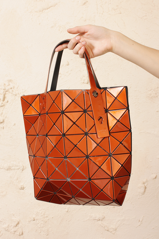 Medium Tote Rust