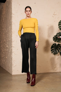 Airy APOC Top Mustard