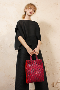 Structured Tote Long