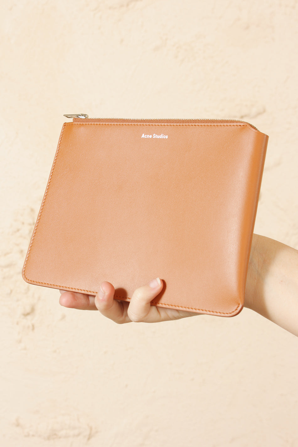 Malachite Wallet Tan