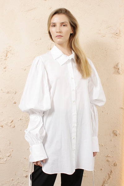 Peasant Sleeve Shirt