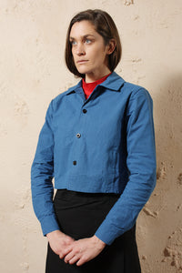 Wax Cotton Shirt Uniform