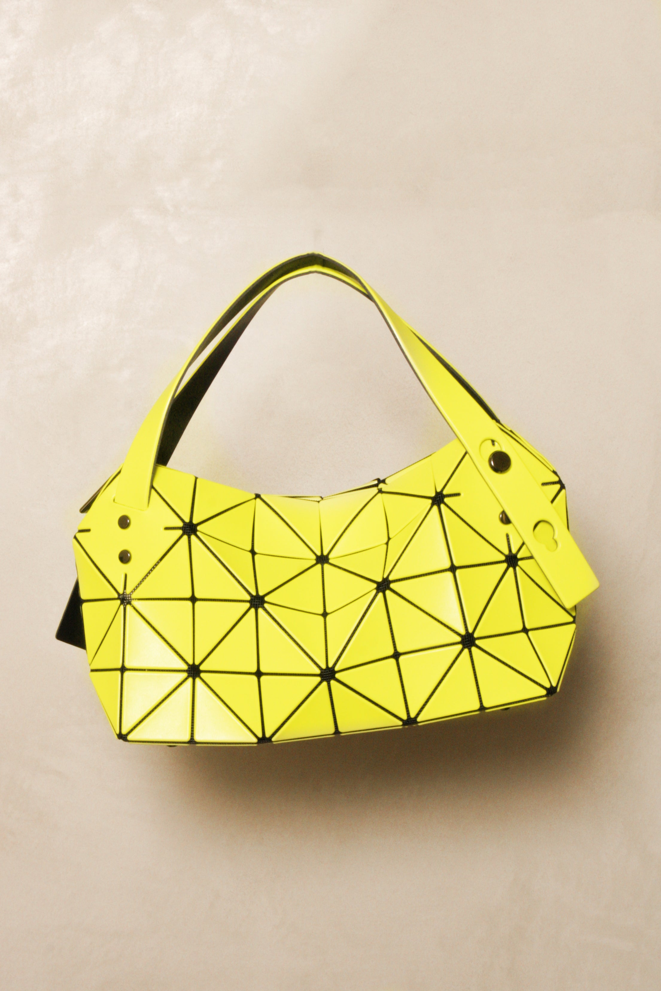 Boston Bag Yellow