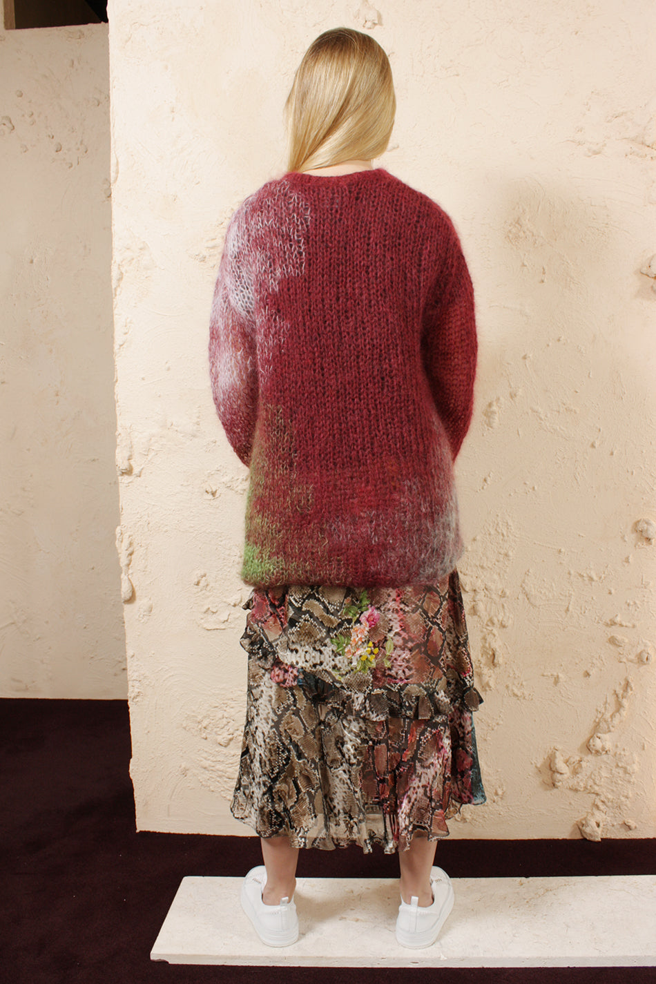 Rosen Hand Knitted Sweater