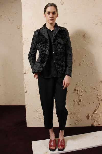Frill Front Jacket