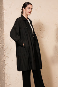 Jaunty Coat Black