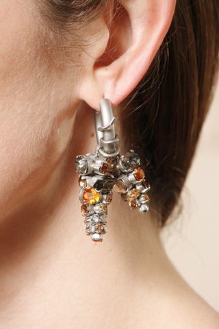 Jewelled Single Earring