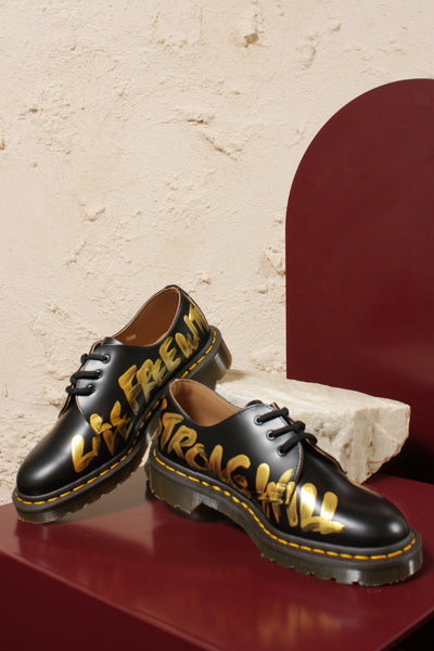 Hand Painted Dr Martens