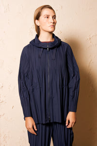 Jaunty Coat Navy