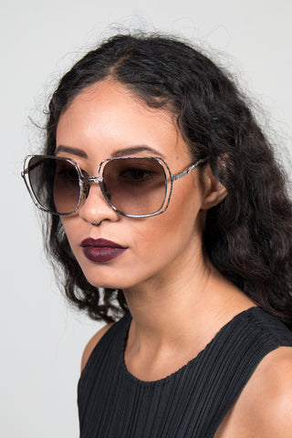 Double Wire Sunglasses