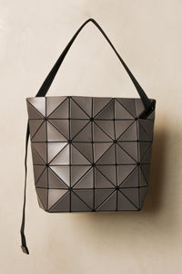 Blocky Crossbody Bag Charcoal