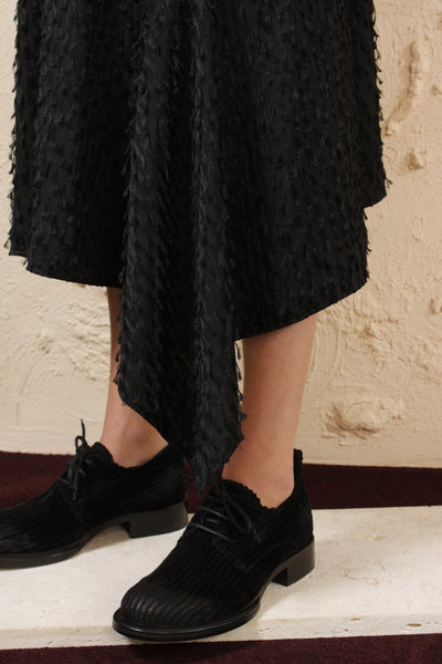 Dista Fringed Slip Dress