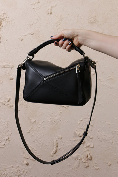 Puzzle Bag Small Black