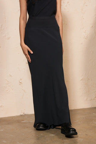 Calf Length Skirt