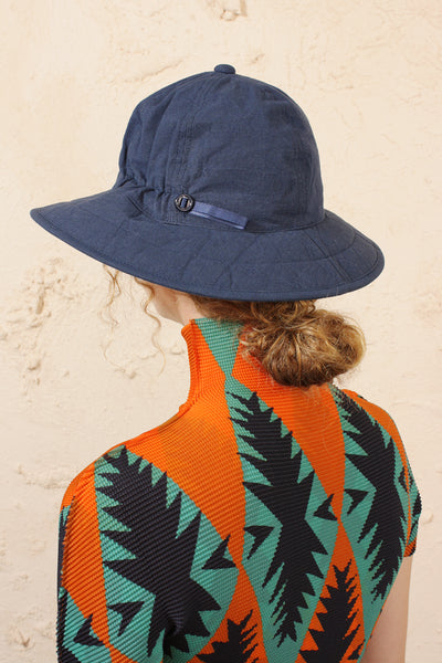 Six Panel Hat Navy