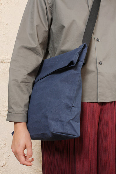 Two Way Tote Bag Navy