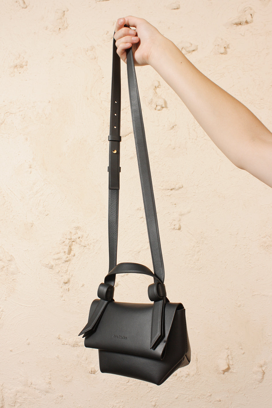 Musubi Milli Bag Black