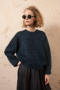 Mytra Mohair Knit
