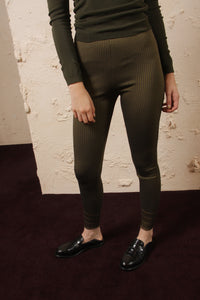 Khaki Apoc Leggings