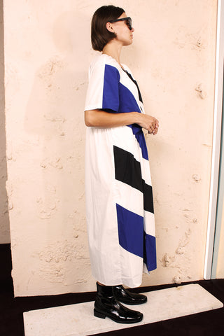 Damba Stripe Dress