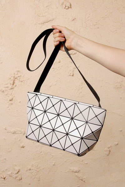 Lucent Matte Cross Body Bag