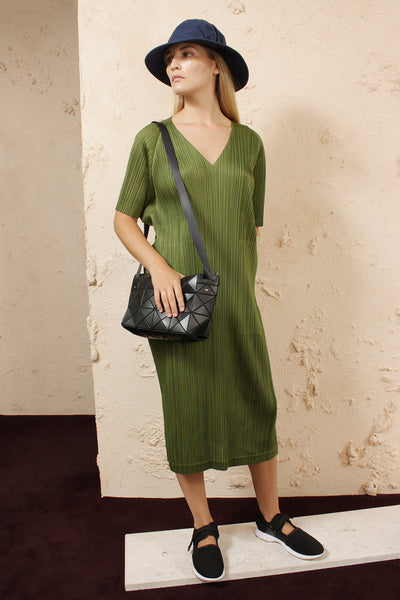 Kaftan Dress Green