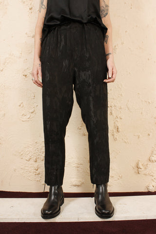 Minerva Brocade Trousers